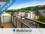+++ Aussichtslage am Deutschen Eck +++2-Zimmer-Eigentumswohnung mit zwei Balkonen in Koblenz