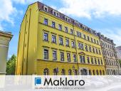 +++ Historischer Prachtbau links der Elbe +++2-Zimmer-Eigentumswohnung in Dresden-Friedrichstadt