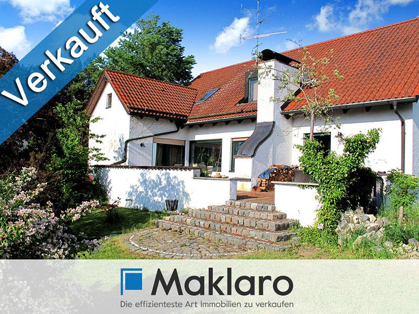 Großes Landhaus zu verkaufen – Verwirklichen Sie Ihre Träume in Nandlstadt