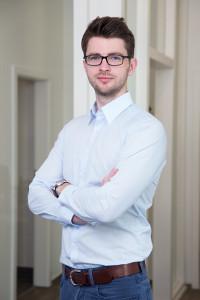 David Groneberg, Immobilienmakler
