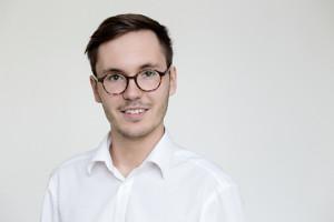 Fabian Borgs, gelernter Immobilienkaufmann, ist Immobilienmakler bei Maklaro