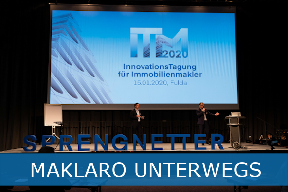 Am 15. Januar 2020 war Nikolai zu Gast bei der Sprengnetter Innovationstagung.