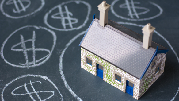 Hausverkauf trotz laufendem Kredit?