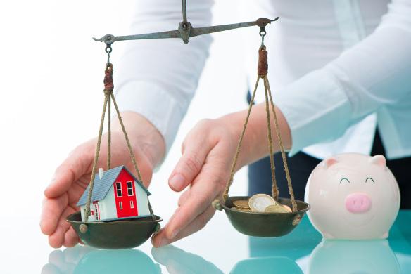Preisstrategie beim Hausverkauf - niedriger ANgebotspreis