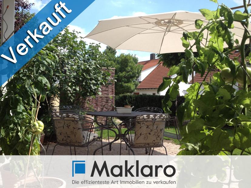 +++ Gartenromantik für Familien +++ Exklusive Doppelhaushälfte mit Sauna in Bondorf