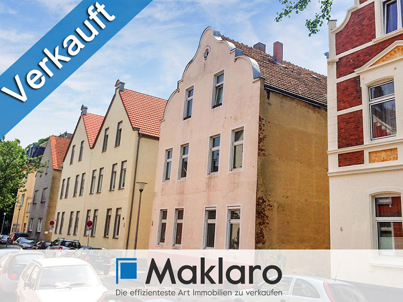 Investition im Münsteraner Szeneviertel +++ Mehrfamilienhaus im Hafenviertel
