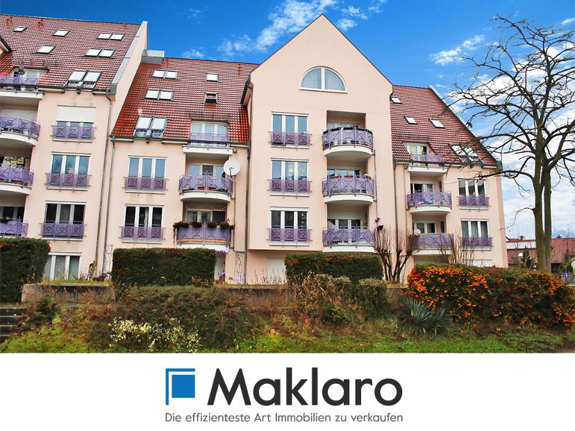 Investition in der Metropolregion Rhein-Neckar +++Solide vermietete Eigentumswohnung in Speyer