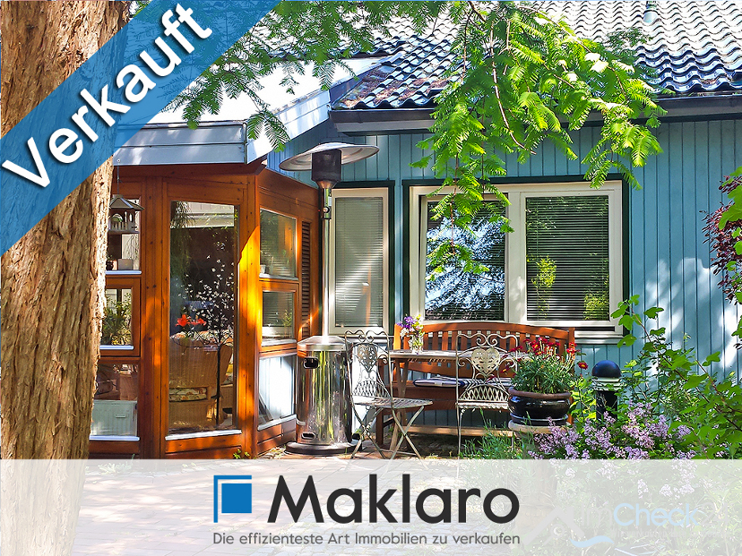 Schwedisches Lebensgefühl in Eutin: Großzügiges Holzhaus mit wunderschönem Grundstück