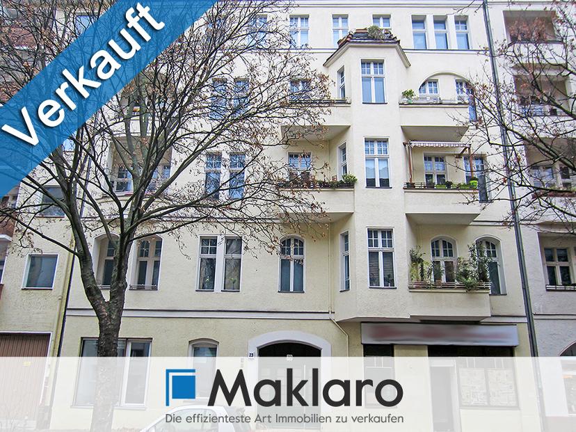 Top Lage! Wunderschöne 2-Zimmer Wohnung in Berlin Tiergarten/Moabit VERKAUFT