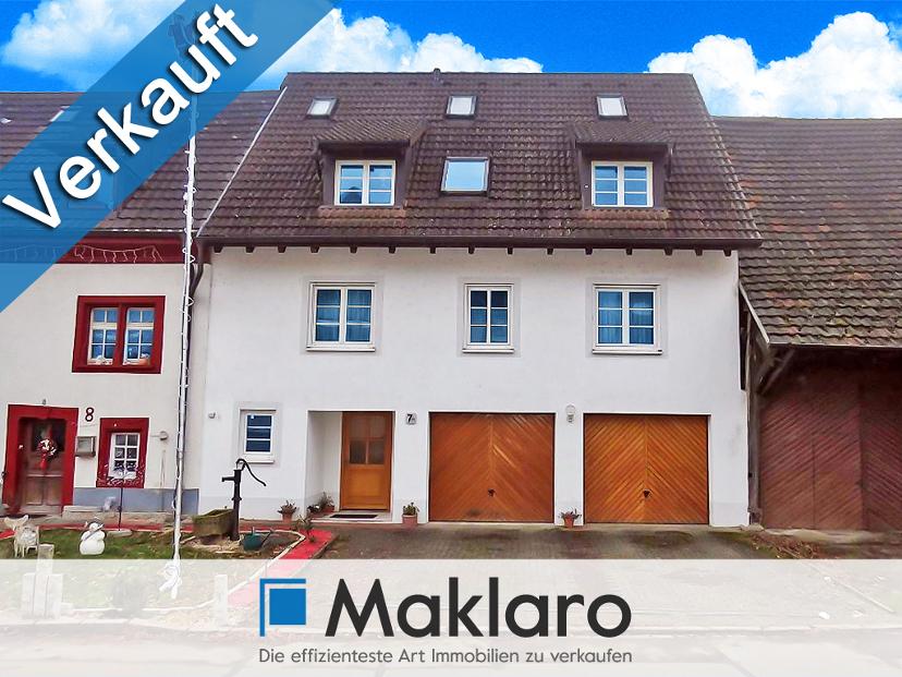 +++ Naturidylle am Dinkelberger Wald +++4,5-Zimmer-Eigentumswohnung mit Balkon in Steinen VERKAUFT