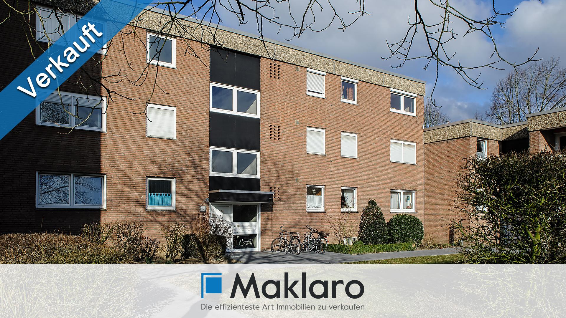 Moderne Eigentumswohnung sucht junge Familie +++Neues Zuhause in Münster-Hiltrup