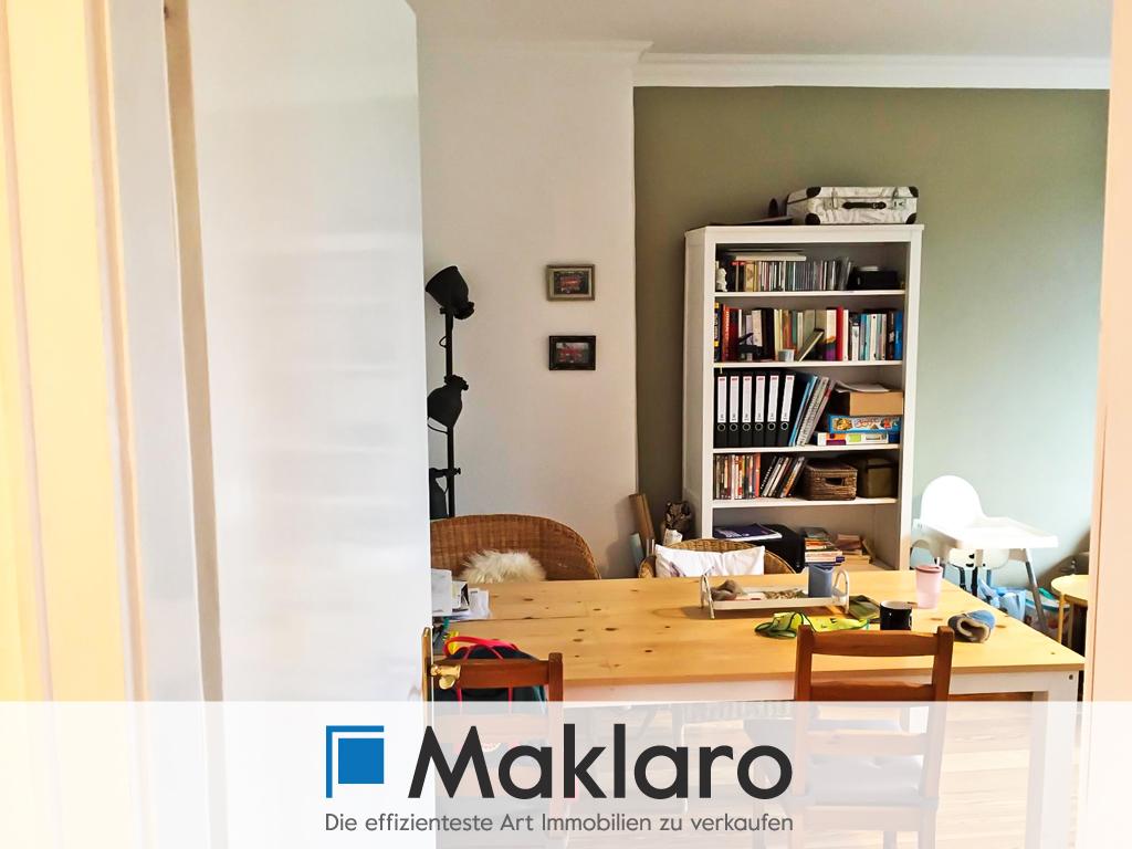 Wohnen im Trendviertel Eimsbüttel +++ Charmante 3-Zimmer-Altbauwohnung mit Balkon