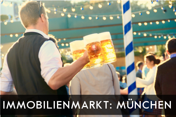 Titelbild Immobilienmarkt München