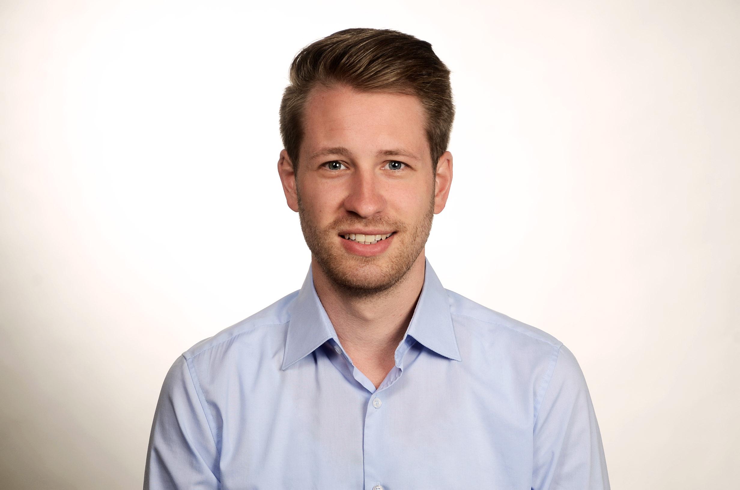 Patrick Ahrens, Leiter Lead Management bei Maklaro