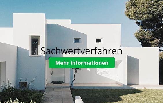 Sachwertverfahren Haus im Bauhausstil