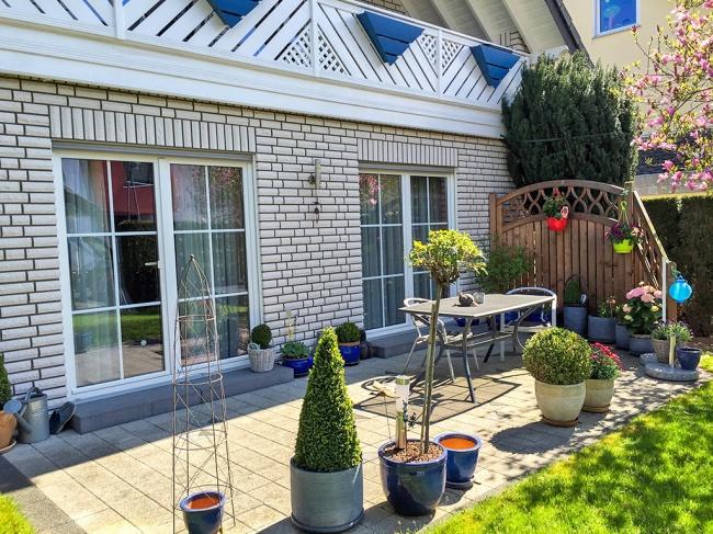 Modernes und gro es einfamilienhaus in perfekter lage for Perfekter grundriss einfamilienhaus